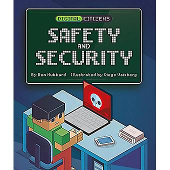 Digital Citizens - My Safety and Security di Ben Hubbard - 97814451615