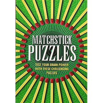 Matchstick Puzzles - 9781788284592 Book
