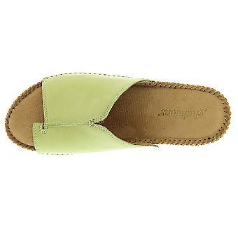 试镜 妇女 冲刺 皮革 开放 脚趾 休闲幻灯片凉鞋