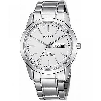 पल्सर घड़ी घड़ियां mens देखो PJ6019X1