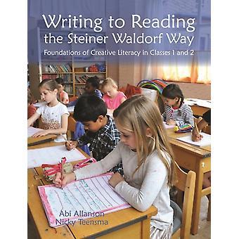 Schreiben an die Lektüre des Steiner Waldorf Weges von Abi Allanson