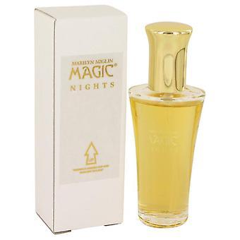 Magic Nights Eau De Parfum Spray By Marilyn Miglin 1 oz Eau De Parfum Spray