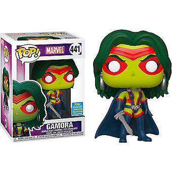 Guardians of the Galaxy Gamora Classic SDCC 2019 US Exc Pop!