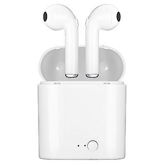 Bluetooth i7Mini TWS Headphone Headset Bluetooth 5.0, Wireless Charging A2DP/AVRCP - iOS, Android