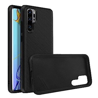 Rhinoshield Case Huawei P30 Pro Shockproof Fine SolidSuit Carbon Series Black