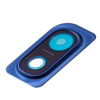 Rear Camera Lens Glass Cover with Blue Outline for Samsung Galaxy A10