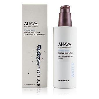 AHAVA Deadsea wody mineralne Body Lotion 250ml / 8. 5 oz