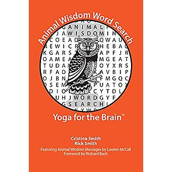 Animal Wisdom Word Search - Yoga for the Brain by Cristina Smith - 978