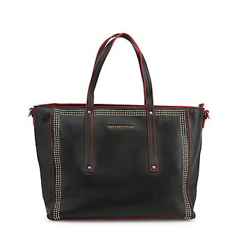 Woman leather shopping shopping totes t60855