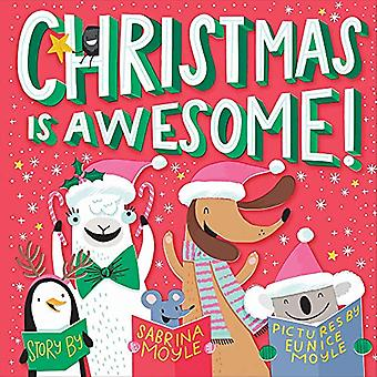 Christmas Is Awesome! (A Hello!Lucky Book) by Hello!lucky - 978141973