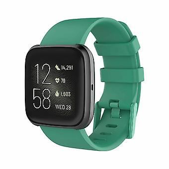 Replacement Strap Silicone Band Bracelet for Fitbit Versa 2/Versa Lite/Versa[Large Fits Wrist 7.1