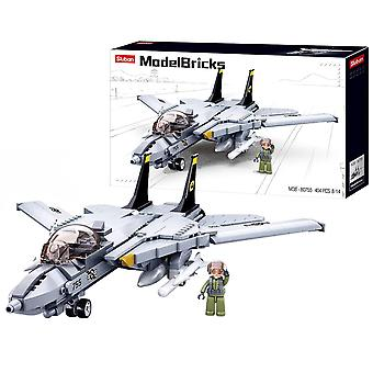 Sluban ModelBricks, Kit - Fighter Aircraft