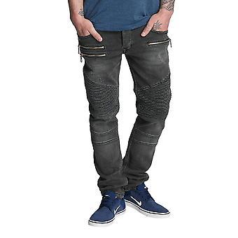 Bangastic Herren Straight Fit Jeans Piet