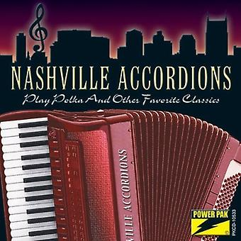 Nashville Accordions - Play Polka & Other Favorites [CD] USA import