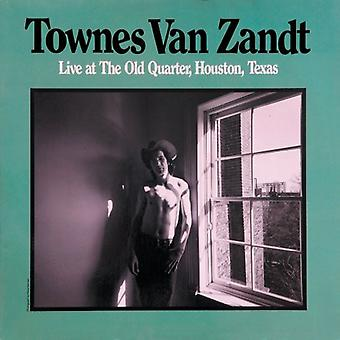Townes Van Zandt - Live at the Old Quarter Houston Texas [CD] USA import
