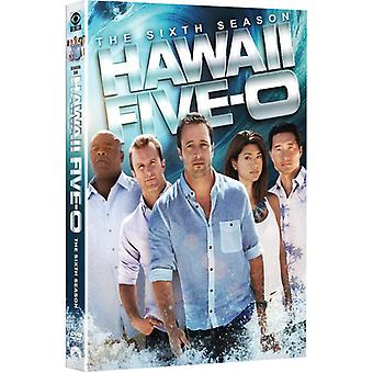 Hawaii Five-O (2010): sjätte säsongen [DVD] USA import
