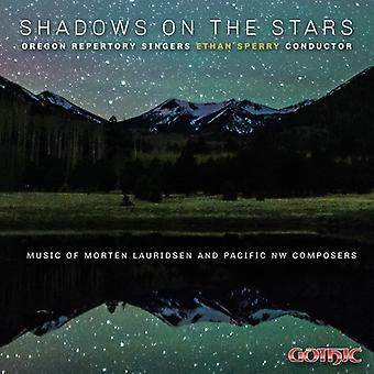 Goodwin / Oregon Repertory Singers - Shadows on the Stars [CD] USA import
