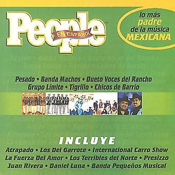 People En Espanol - People En Espanol [CD] USA import