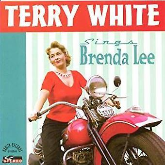 White*Terry - Sings Brenda Lee [CD] USA import