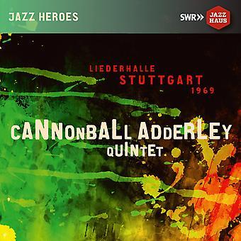 Liederhalle Stuttgart 1969 [CD] USA import