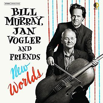 Murray, Bill / Vogler, Jan - New Worlds [CD] IMPORTAÇÃO DOS EUA