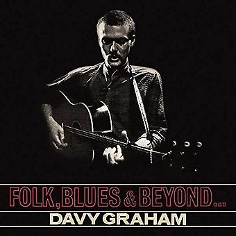 Graham*Davy - Folk Blues & Beyond [Vinyl] USA import