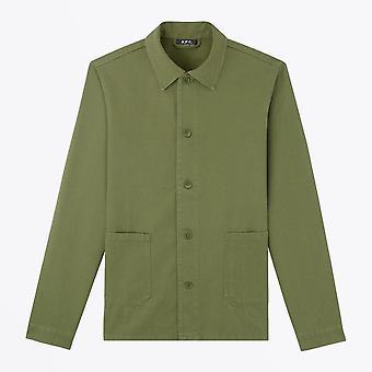 A.P.C.  - Kerlouan Jacket - Green
