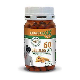 Organic Curcumaxx 60 capsules