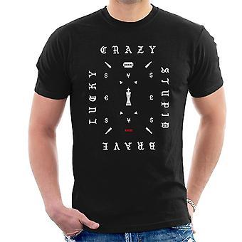 Narcos Lucky Crazy Men's T-Shirt