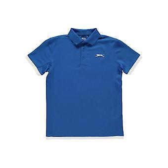 Slazenger Court Jungen Polo Shirt