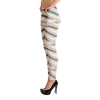 Fashion Leggings | Downward Pattern