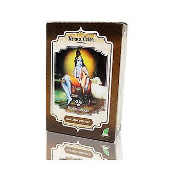 Henna Intensiv Kastanj Pulver 100 g