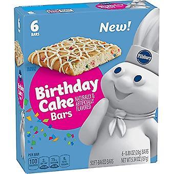 Pillsbury Geburtstag Kuchen Snack Bars