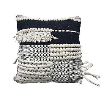 Spura Hogar Cómodo Medio Diseño Multi Color Marroquí Style Almohadas 18x18