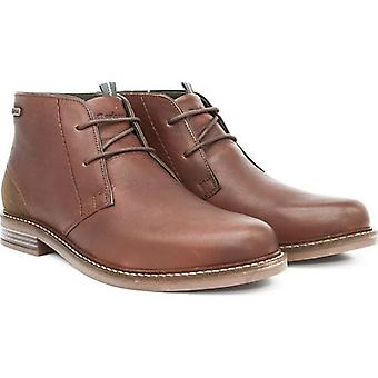 Barbour Readhead Leather Chukks Boots