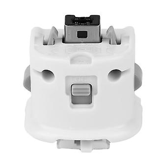 Motionplus Adapter-sensor For Nintendo Wii Remote-controller White
