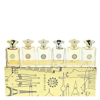Amouage Miniature Classic Collection Man - 6 x 7.5ml Eau de Parfum Gift Set