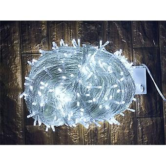 10-50m Led String Lights Eu Plug Til jul Wedding Party Garden
