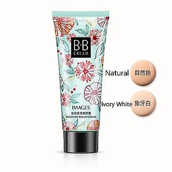 Natural Brightening Cream Foundation - Base Makeup Whitening Moisturizing Primer Face Beauty Cosmetics