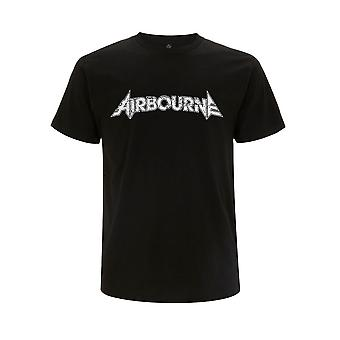 Airbourne Boneshaker Officielle Tee T-shirt Unisex