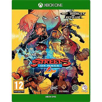 Streets of Rage 4 Jeu Xbox One