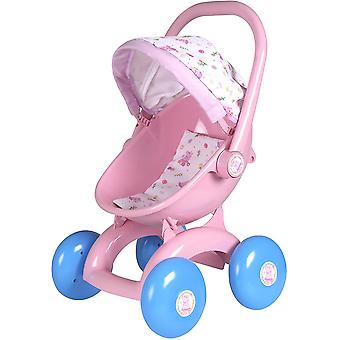 Peppa Gris 4-I-1 Min første barnevogn