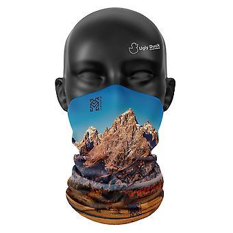 Adventure Colours Snood Face Mask Scarf Unisex Neck Gaiter Headwear Wrap Buff