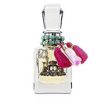 Peace, Love & Juicy Couture Eau De Parfum Spray 50ml or 1.7oz