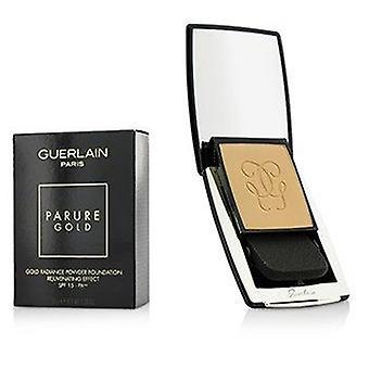 Parure Gold Rejuvenating Gold Radiance Powder Foundation SPF 15 - # 03 Beige Naturel 10g or 0.35oz