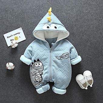 Winter Warm Thicken Hooded For Baby, Snow Wear Coat