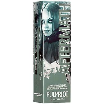 Pulp Riot Raven Collection - Semi Permanent Cruelty-free & Vegan Hair Dye - Aftermath 118ml