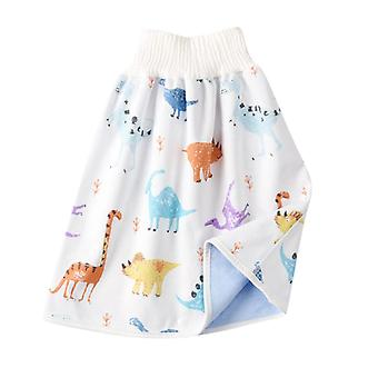 Reusable 2 In 1's &'s Training Skirt Cloth Diapers