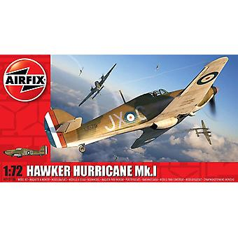 Airfix A01010A Hawker Hurricane Mk.I Aeronave Model Kit