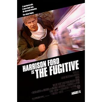 The Fugitive Movie Poster Print (27 x 40)